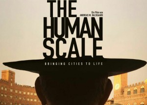 The_Human_Scale_-_Plakat