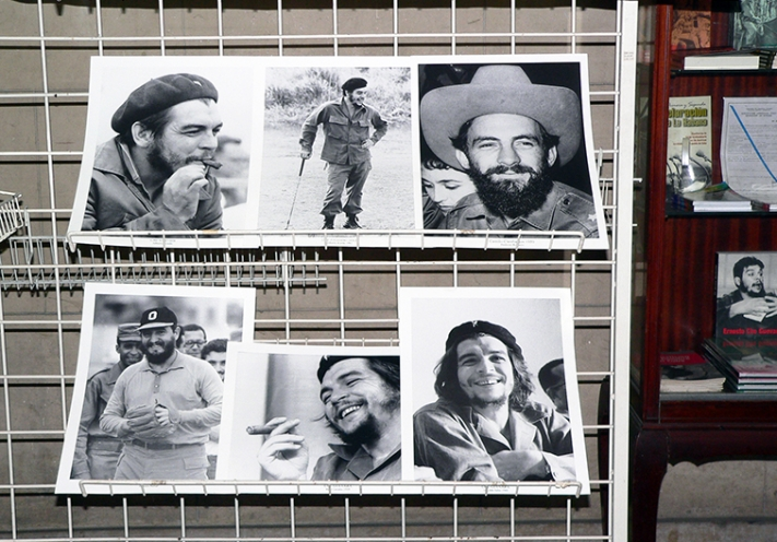 Heldenkult um Che
