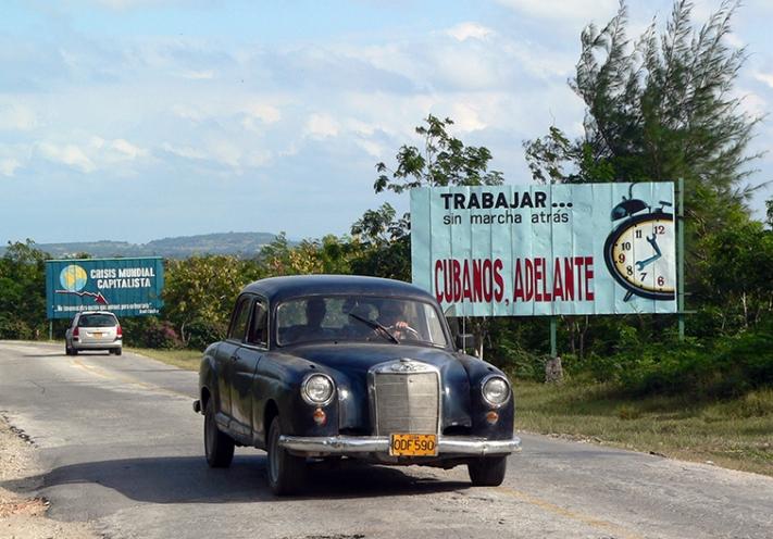 Vorwärts Kubaner!