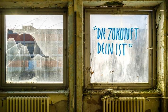 abandoned place Frankfurt