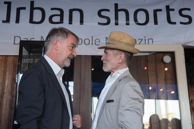 Bootsgespräche von urban-shorts: Die Kultur in der Politik - un