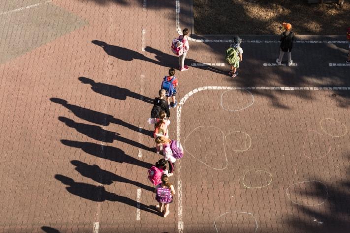 Wir vermissen Euch! - Neustart an den Frankfurter Schulen