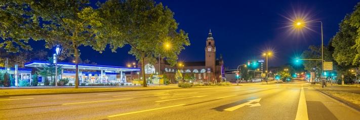 5vor4 Bahnhof Wiesbaden